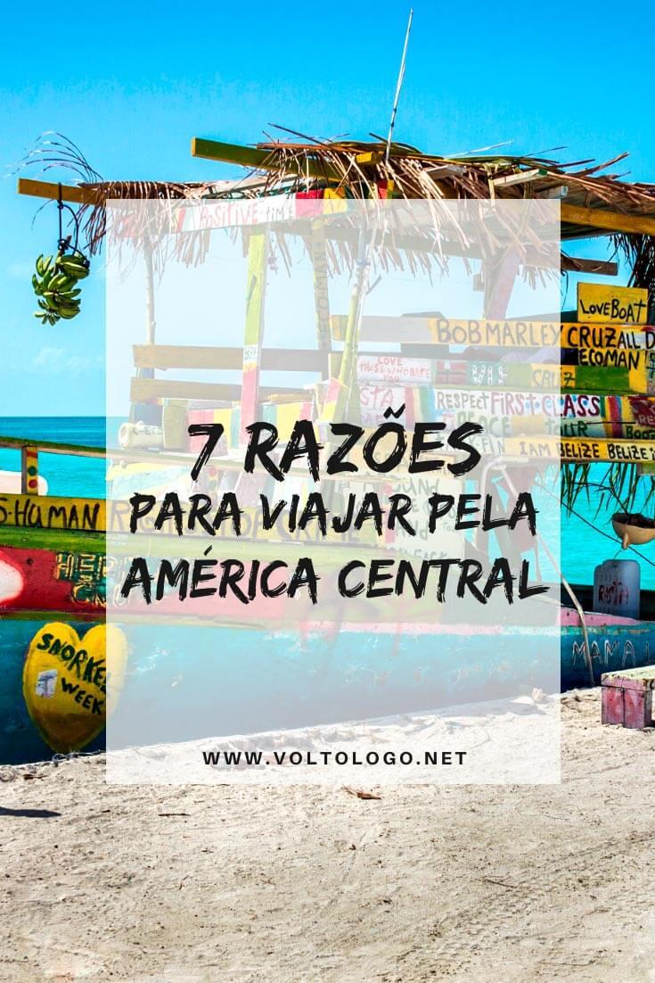 Já pensou em viajar pela América Central? Descubra neste texto quais as razões que certamente te farão considerar fazer um mochilão por esta parte da América Latina!