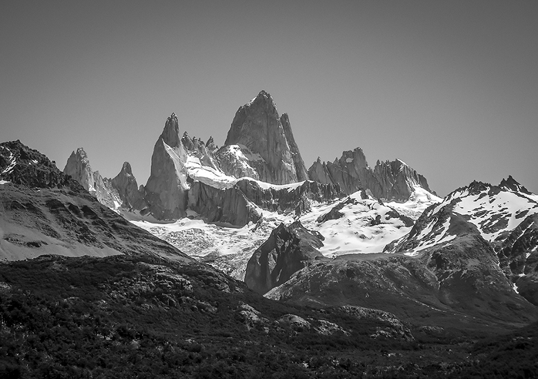 cidades Argentina - El Chaltén