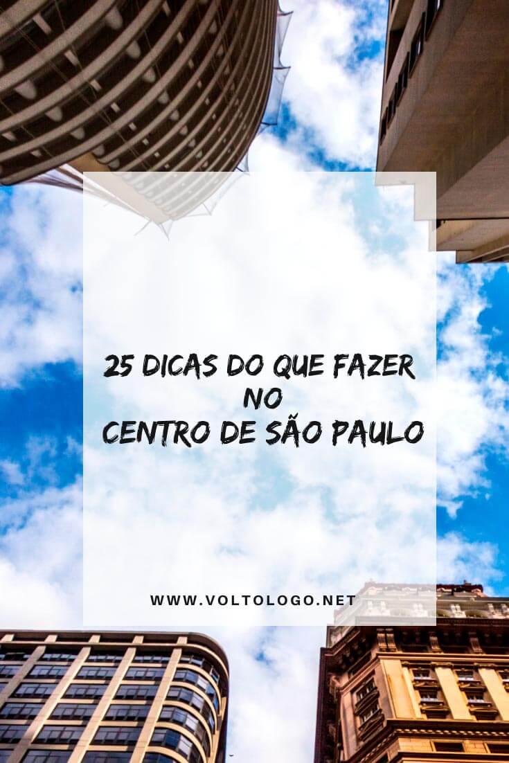 O que fazer no centro de São Paulo: Descubra quais são as principais atrações e lugares para conhecer na região central de Sampa!