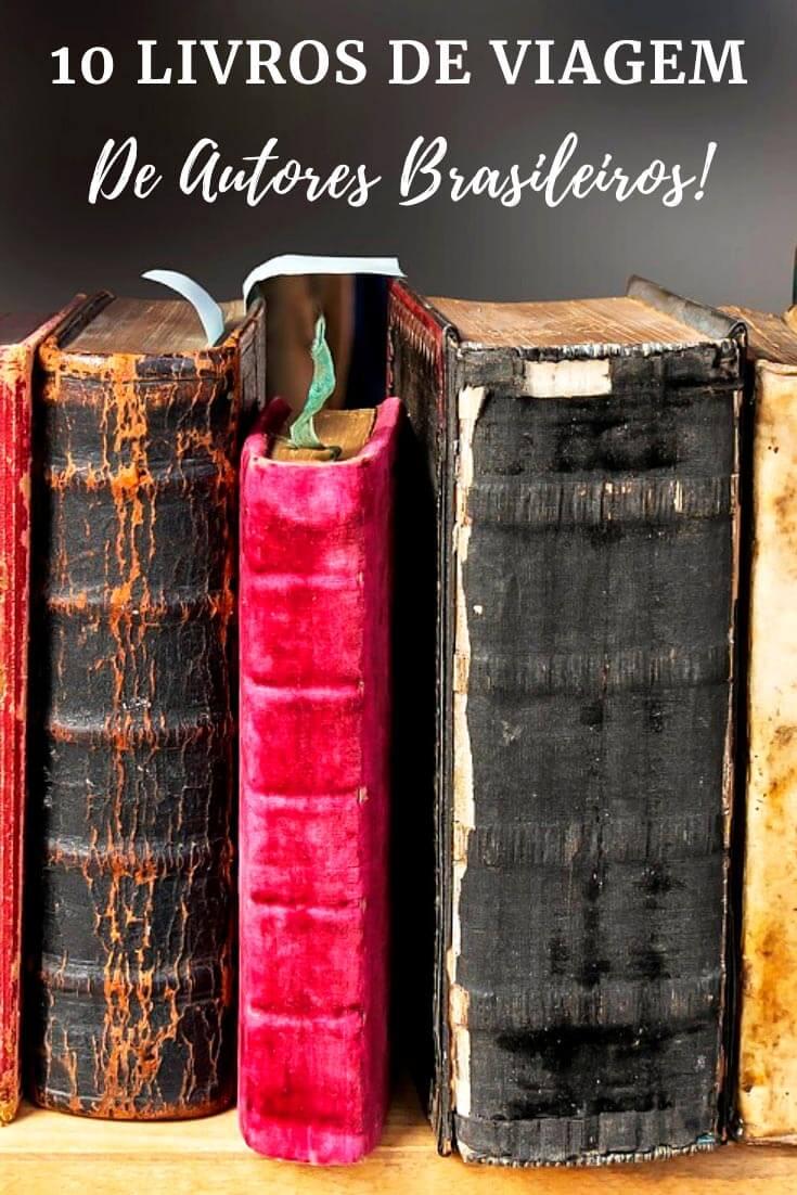 Melhores livros de viagem: Descubra quais são alguns dos livros de viagem e turismo, escrito por brasileiros, que valem a pena ler.