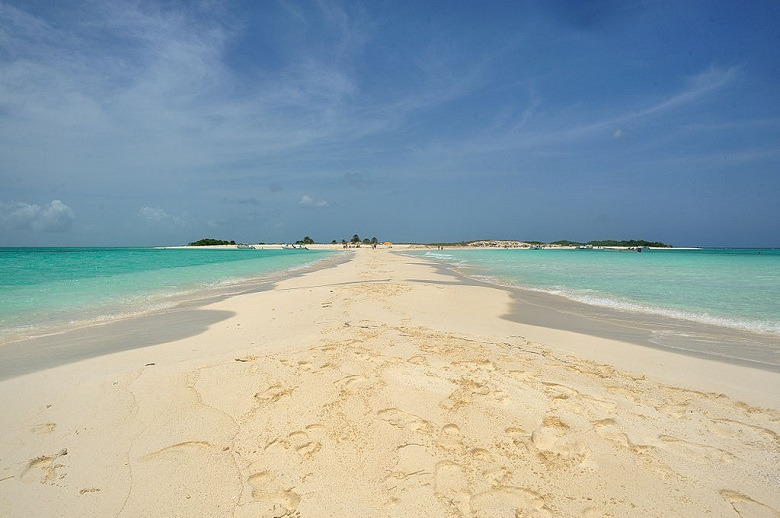 praias do Caribe baratas