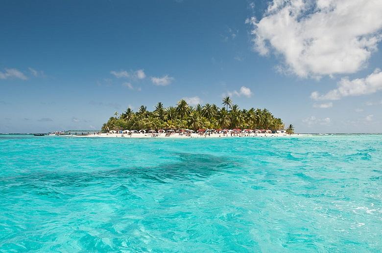 praias do Caribe na Colômbia