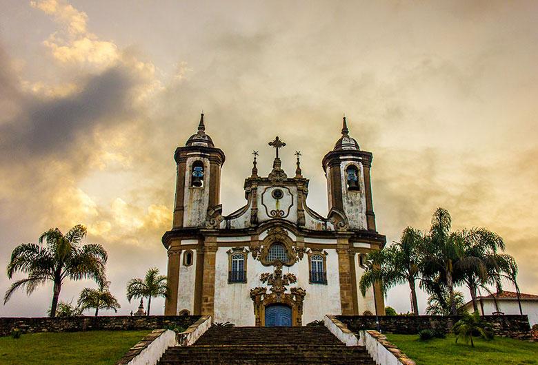 igrejas em Ouro Preto