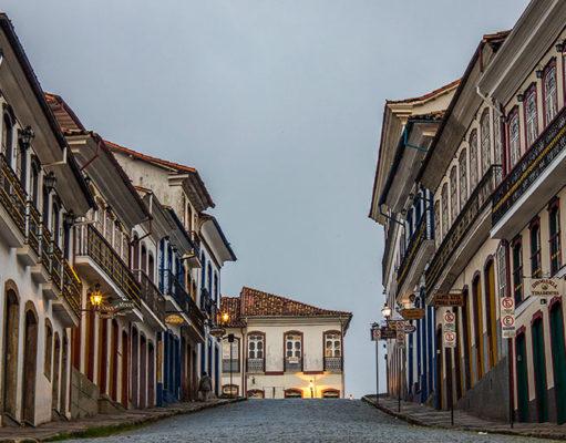 turismo em Ouro Preto
