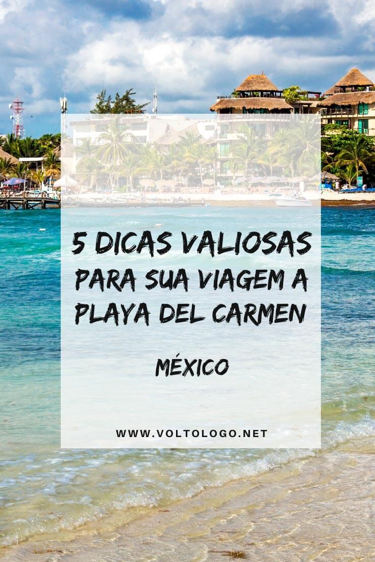 Viagem a Playa del Carmen, no México: Dicas práticas para organizar seu roteiro. [Quando ir, quantos dias ficar, como chegar, onde se hospedar e dicas do que fazer no Caribe Mexicano!]