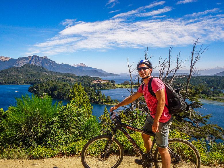 viajar para Bariloche