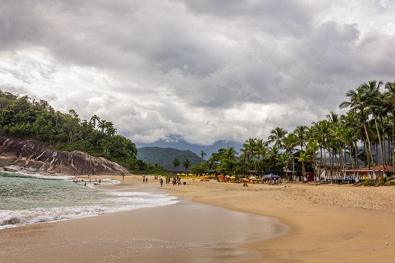 praias de Ubatuba - fotos