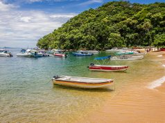 passeios de barco em Ilha Grande - RJ