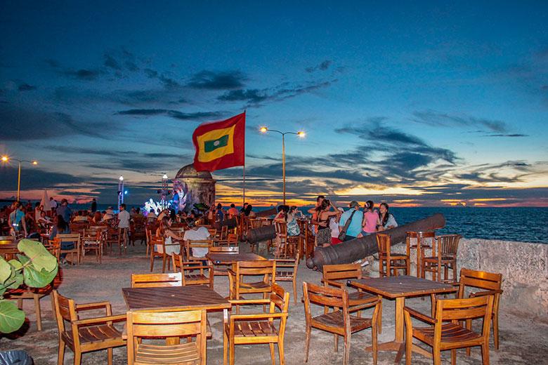 turismo em Cartagena