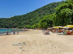 todas as praias de Ubatuba