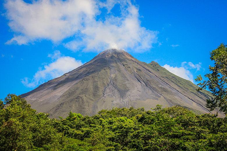 roteiro de viagem pela Costa Rica