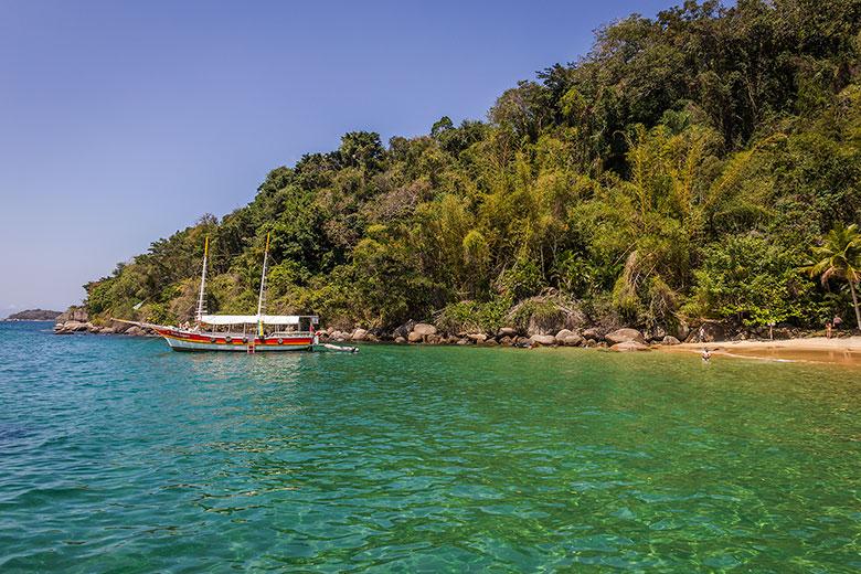 viagem Ilha Grande, Paraty e Ubatuba