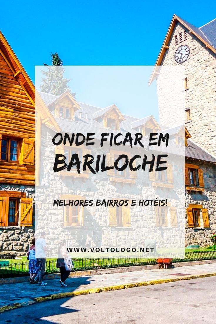 Onde ficar em Bariloche, na Argentina: Descubra quais são os melhores bairros e lugares para se hospedar, além de hotéis que garantem uma ótima estadia - seja sua viagem no inverno ou no verão!