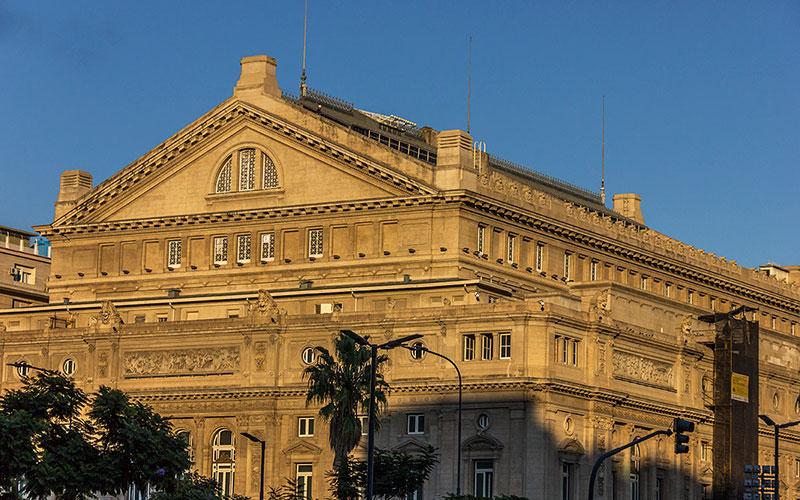 Teatro Colón - Ponto turístico de Buenos Aires