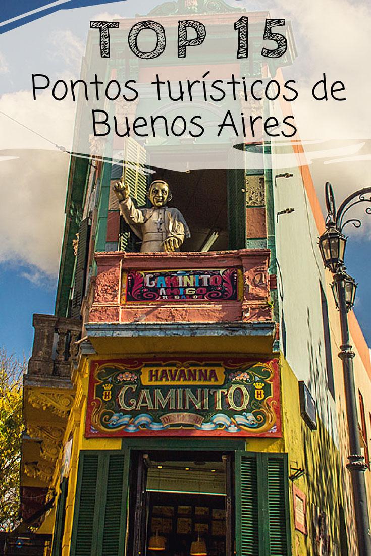 Buenos Aires - pontos turísticos clichê