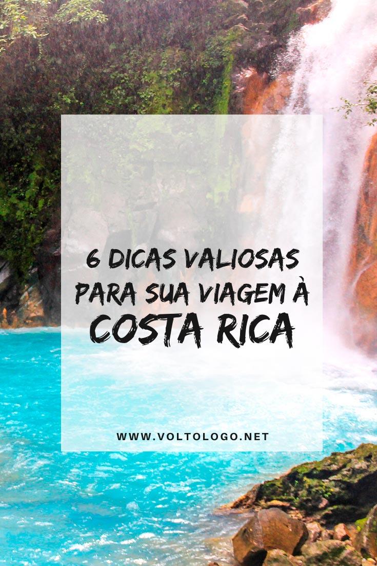 Viagem à Costa Rica: Descubra como organizar sua viagem ao país do ecoturismo. [Documentos, segurança, melhor época para viajar, destinos e lugares para conhecer, transporte e preços]
