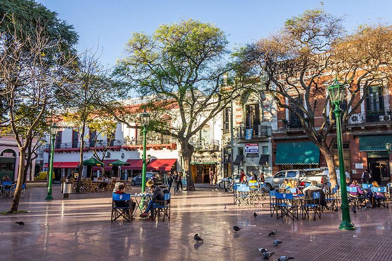 Buenos Aires, onde ficar - San Telmo