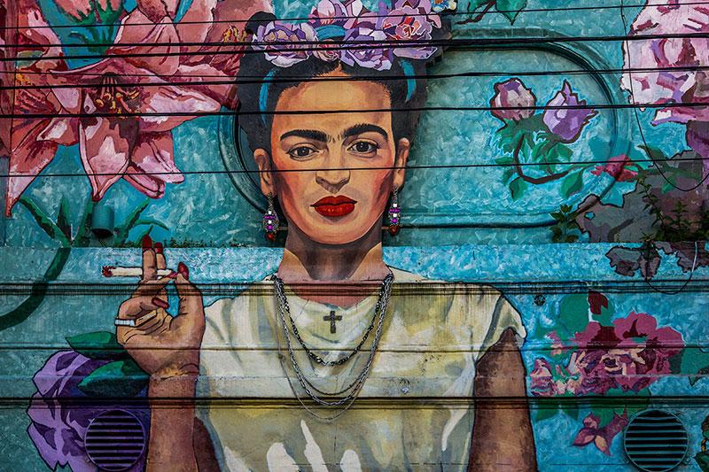 grafite e arte de rua em Buenos Aires