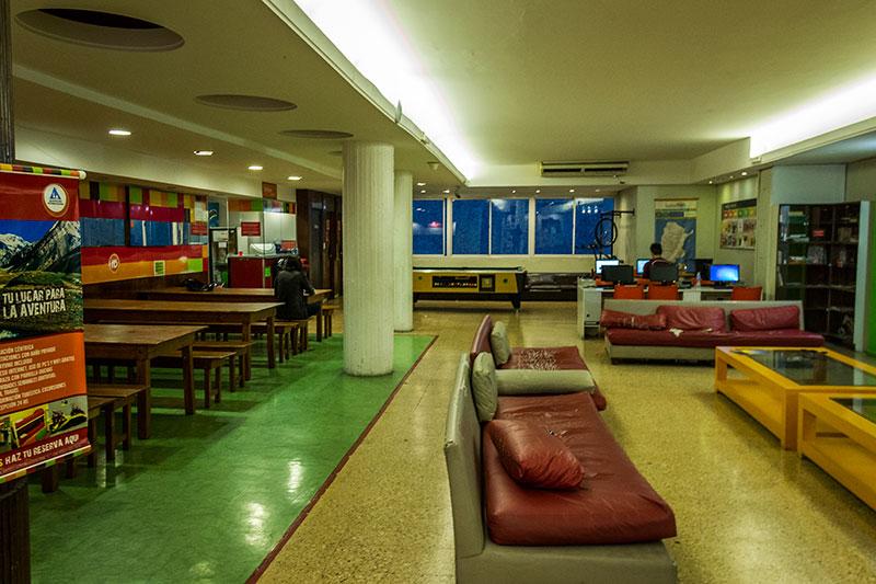 hostel - onde ficar em Buenos Aires