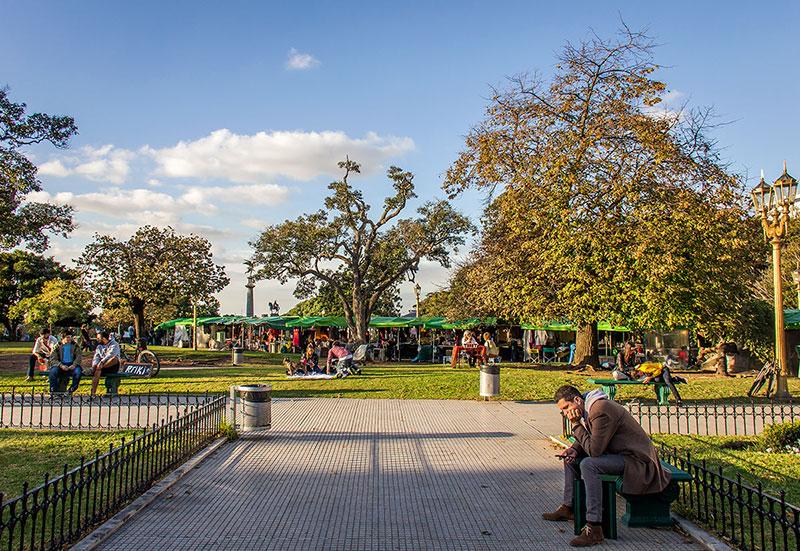 Dicas de onde ficar em Buenos Aires - Recoleta