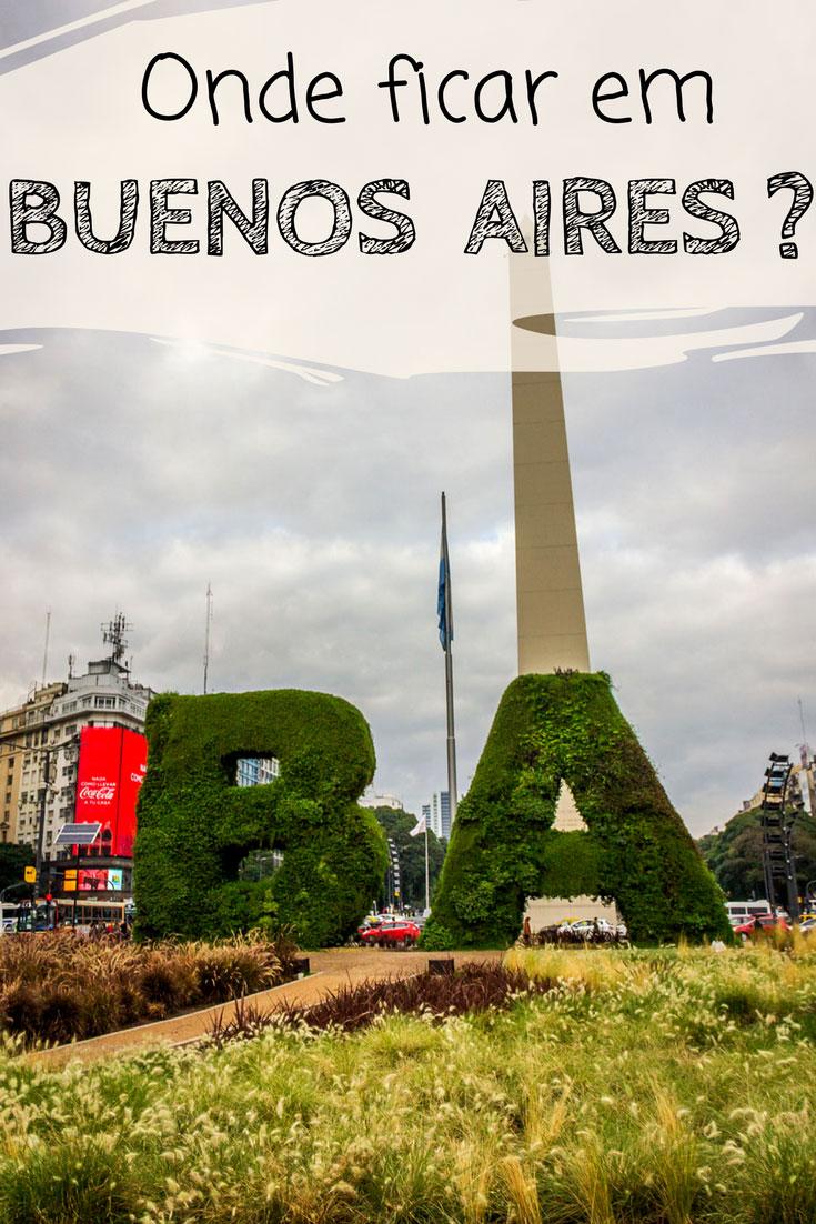 onde ficar em Buenos Aires - Melhores Bairros