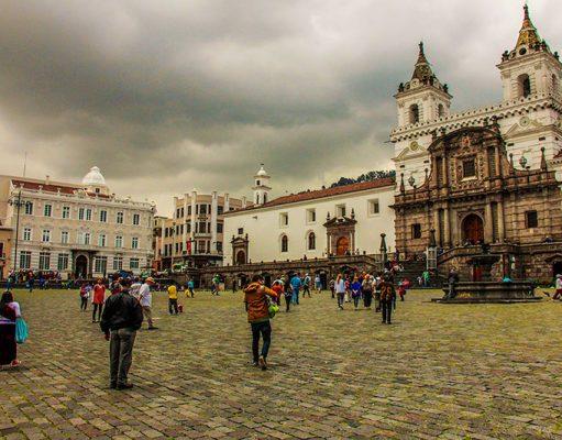 onde ficar em Quito