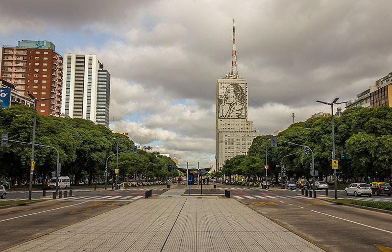 onde se hospedar em Buenos Aires - Centro