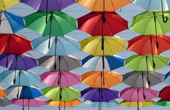 relação com guarda-chuvas