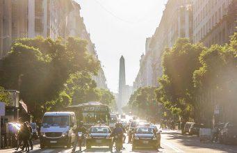 transporte em Buenos Aires