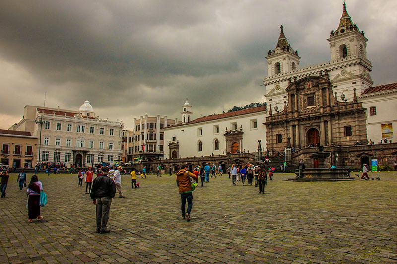 viagem pela América Latina