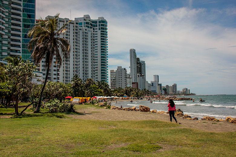 Bairros para ficar em Cartagena