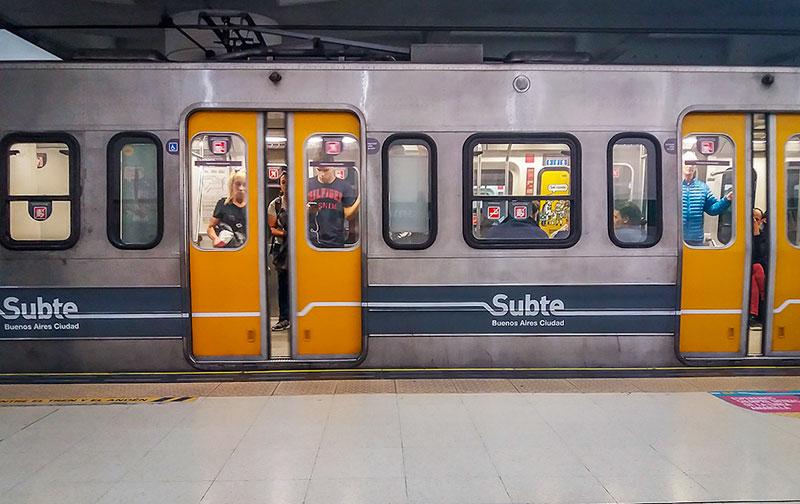 Dicas para planejar uma viagem a Buenos Aires - Metrô