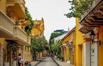 onde ficar em Cartagena , na Colômbia