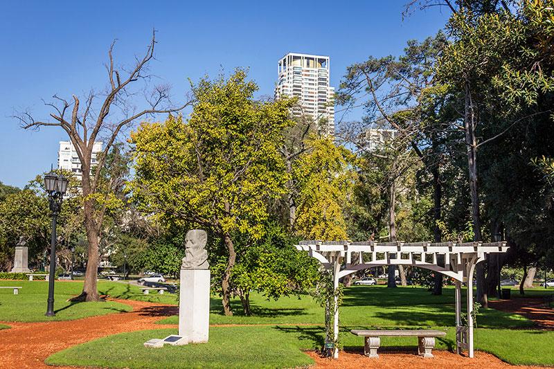 viagem aos parques de Buenos Aires