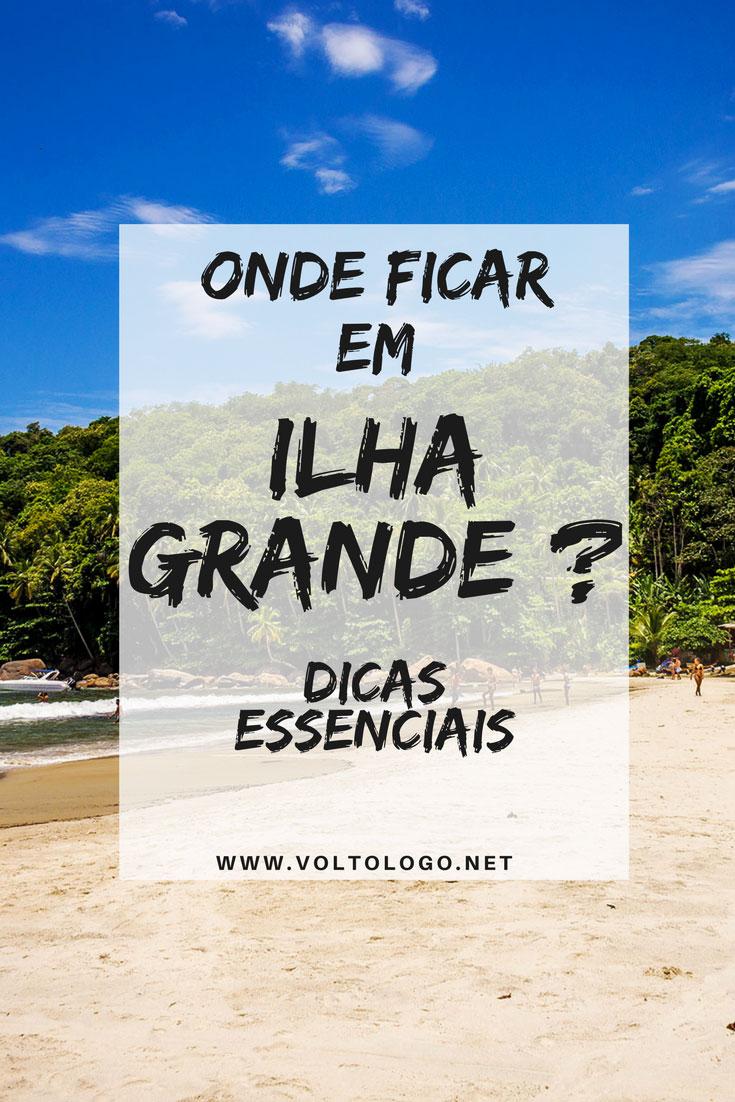 Onde ficar em Ilha Grande, no Rio de Janeiro: Dicas essenciais para não errar. Descubra quais são as melhores praias para se hospedar, por que a Vila de Abraão é a mais procurada, além de hostels e pousadas com excelente custo- benefício.