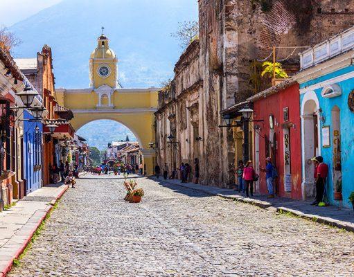 onde ficar em Antigua, na Guatemala.