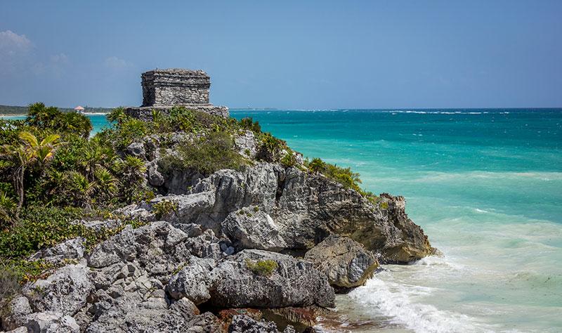 Ruínas de Tulum - Riviera Maya