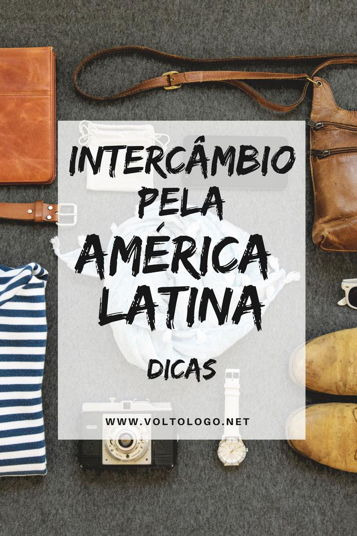 Intercâmbio pela América Latina: Dicas para uma experiência inesquecível. Descubra como planejar seu intercâmbio pelo nosso continente ou em qualquer lugar do mundo!