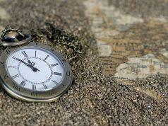 tempo em viagem