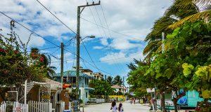onde ficar em Caye Caulker, em Belize
