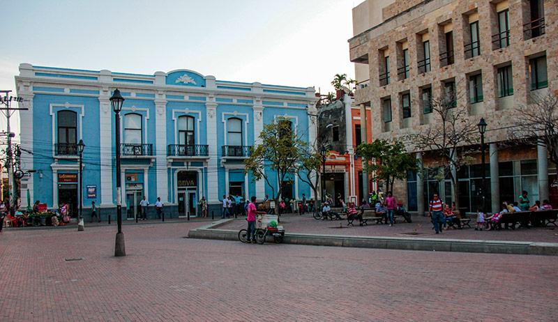 onde se hospedar em Santa Marta - centro