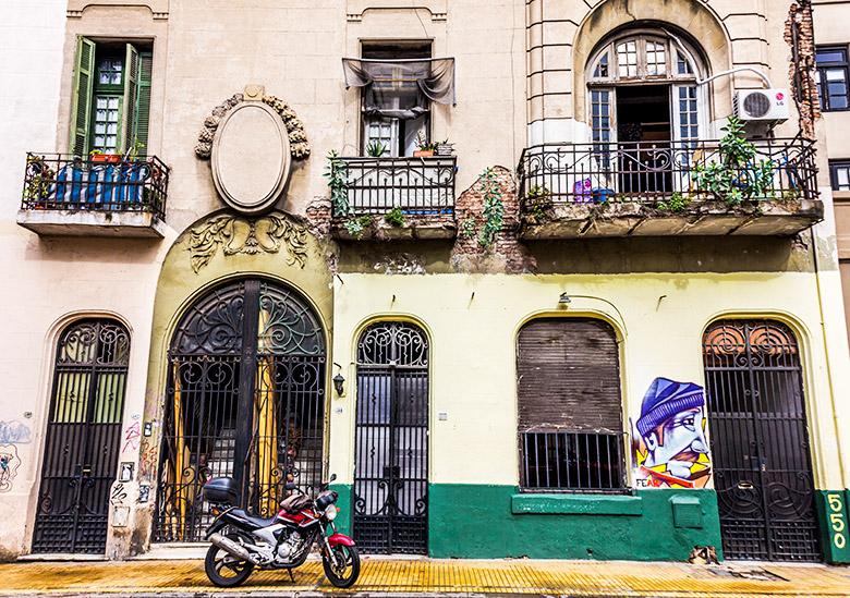 Buenos Aires - roteiro de viagem - San Telmo