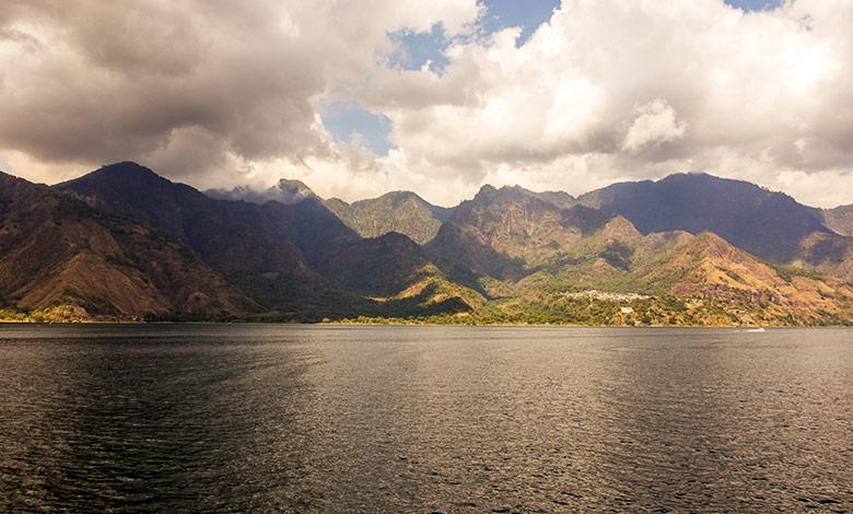 Lago Atitlán - o que conhecer na Guatemala