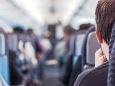 viajante não gosta em viagem