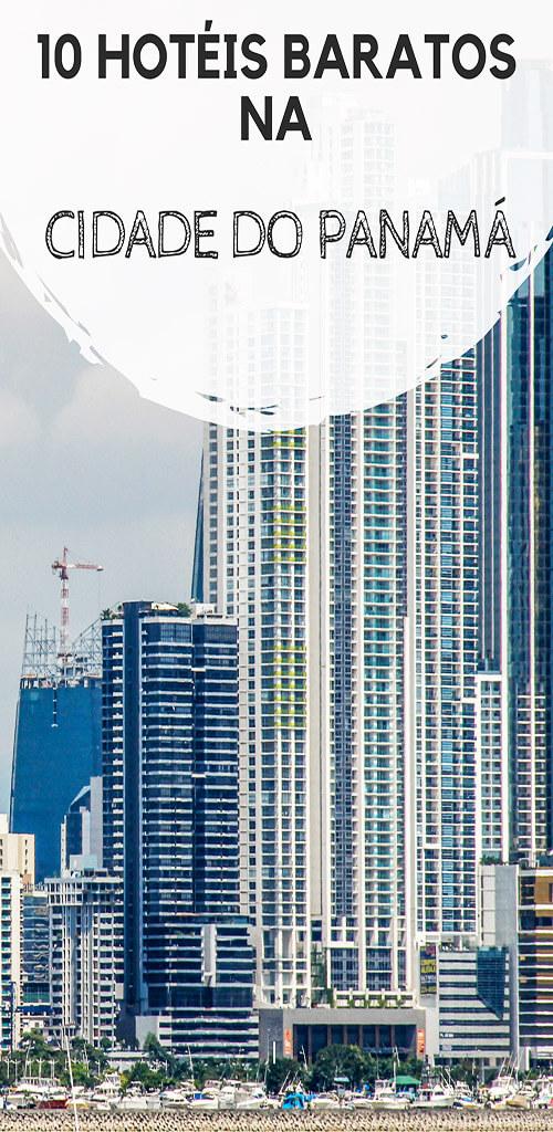10 hotéis baratos na Cidade do Panamá