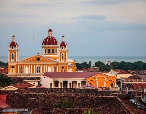 Granada, na Nicarágua - Viagem, turismo e mochilão