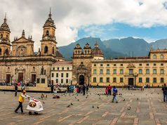 hotéis baratos em Bogotá