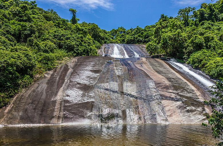 Ilhabela - cachoeiras para conhecer