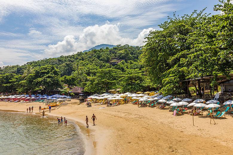 pontos turísticos de Ilhabela