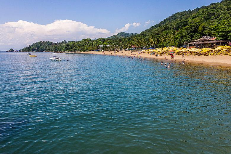 Ilhabela - praias para conhecer